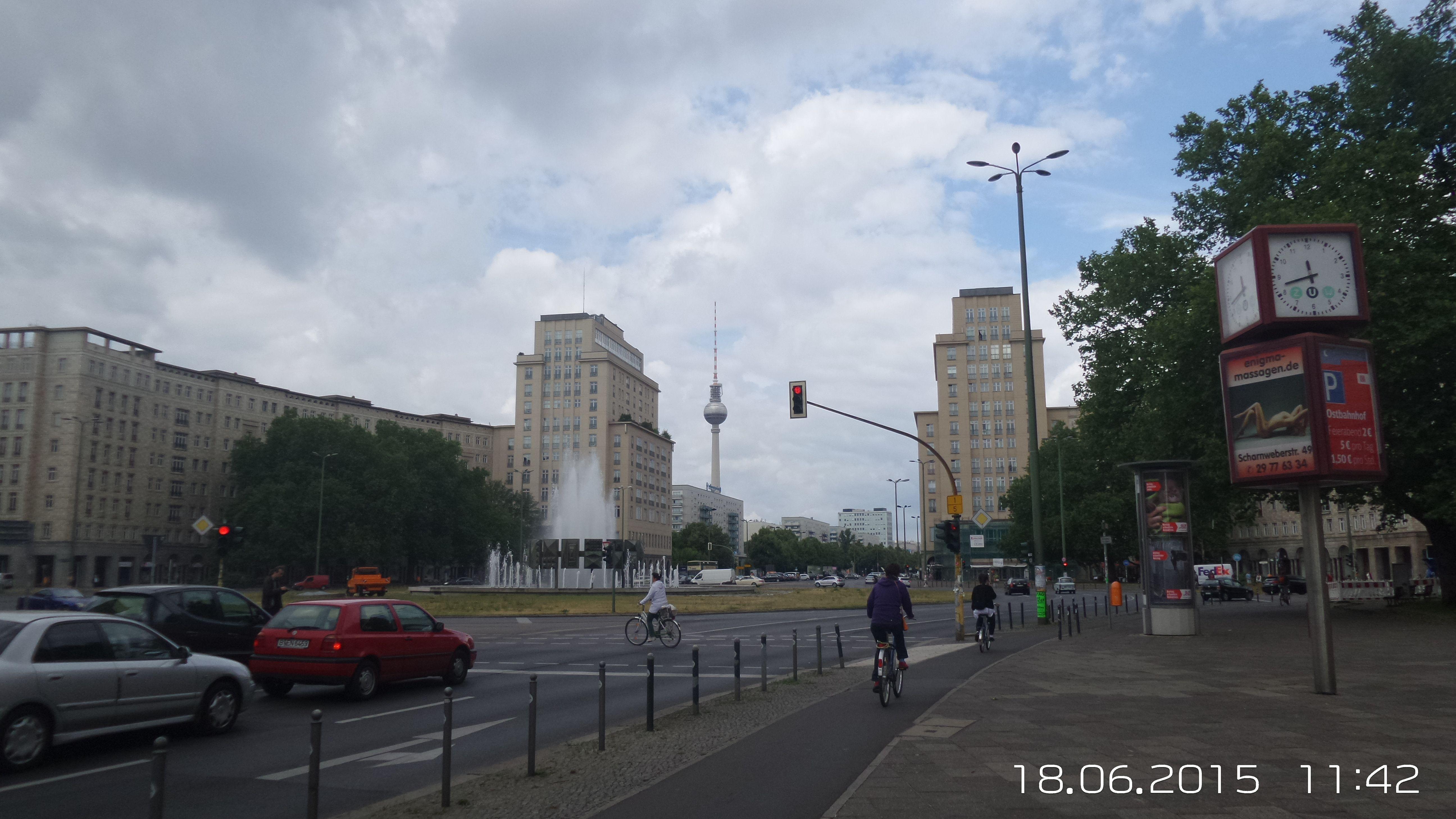 Straußberger Platz
