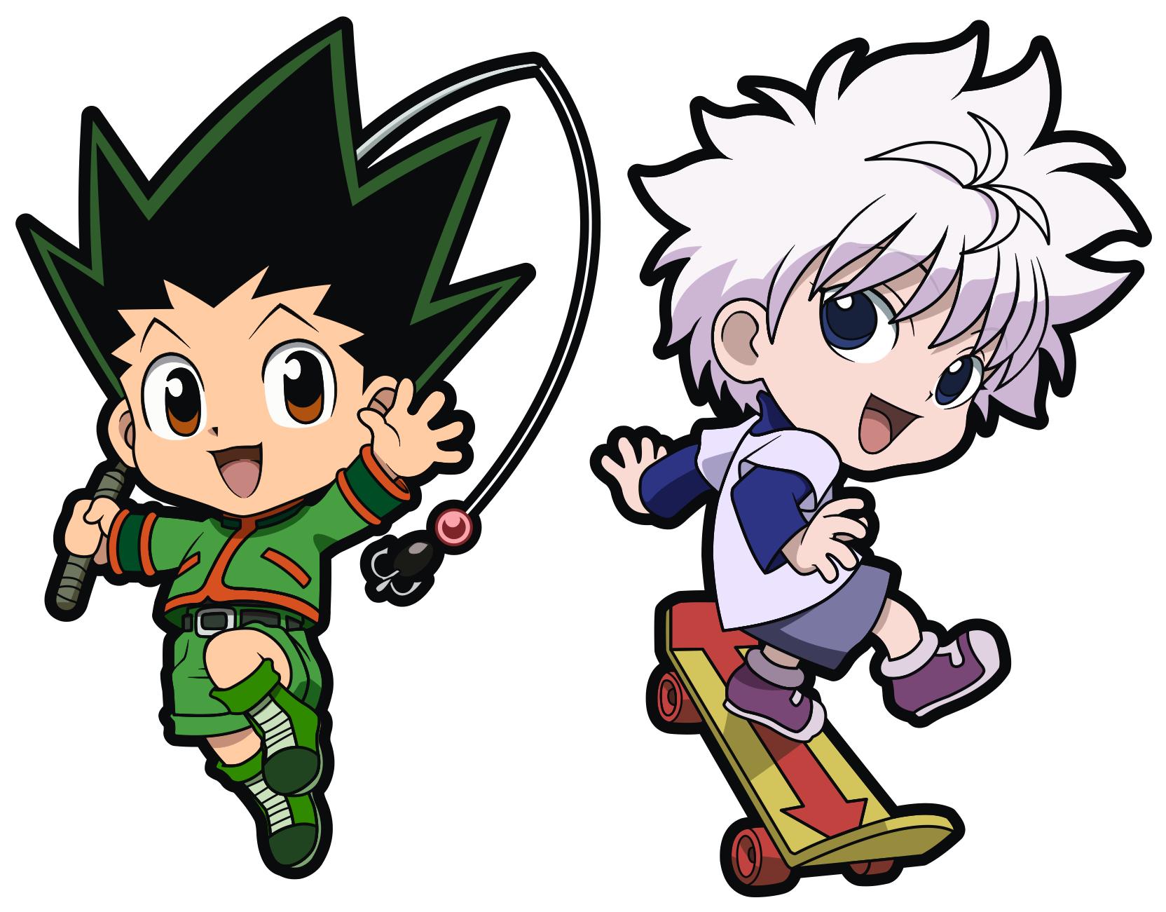 Anime Fans For Anime Fans Hunter anime, Hunter x hunter