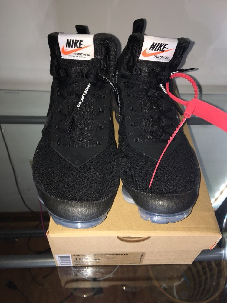 551e8bb0d59a Off White Vapor Max Size 10 Mens Nike  fashion  clothing  shoes  accessories   mensshoes  athleticshoes (ebay link)
