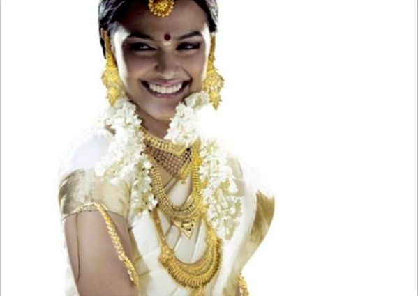 The Bridal Attire Of A Malayalee Hindu Bride Is Very Simple And Elegant