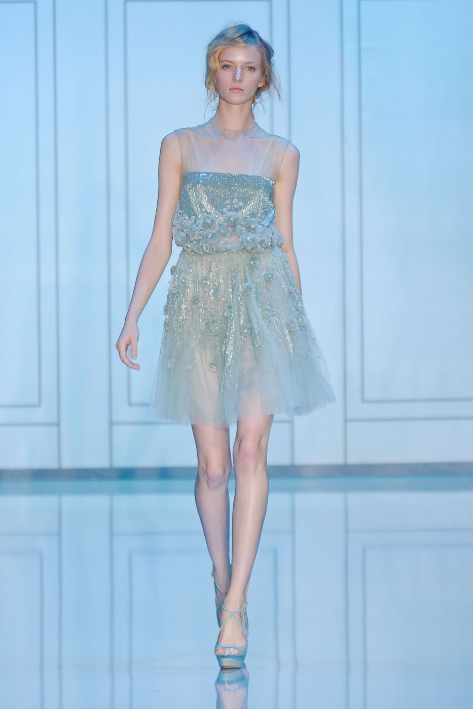 elie saab, modern 20s rococo   Things to Wear   Pinterest ...