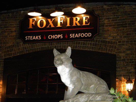 Foxfire restaurant anaheim