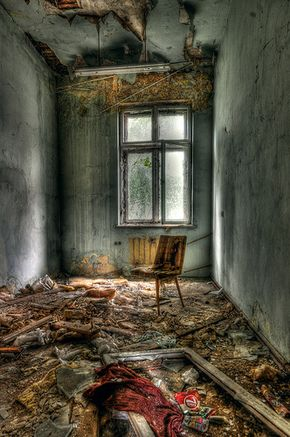 Abandoned and Decaying