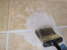 Cleaning Ceramic Tile Floors And Grout Clean Kitchen Pinterest - Clean and shine ceramic tile floors