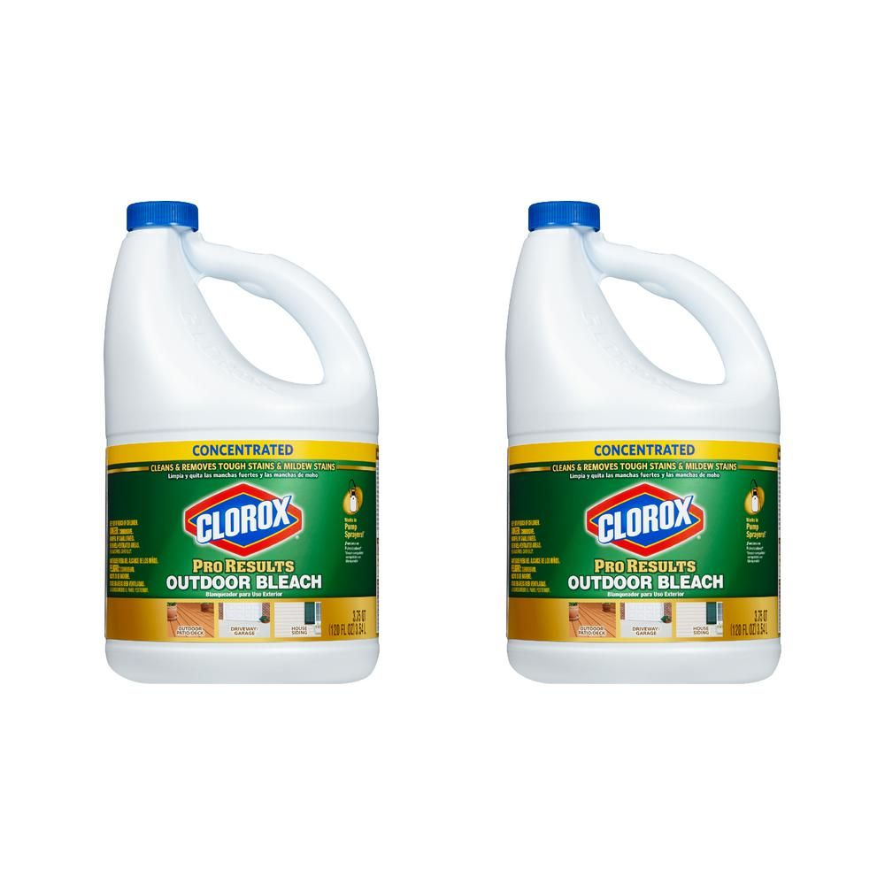 Oz Concentrated Outdoor Bleach Cleaner