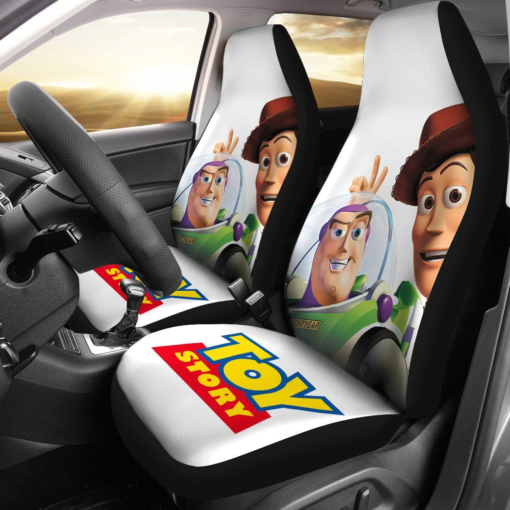 Seat Belt Cover Toy Story For Standard Seat Belt Buzz Woody Jess