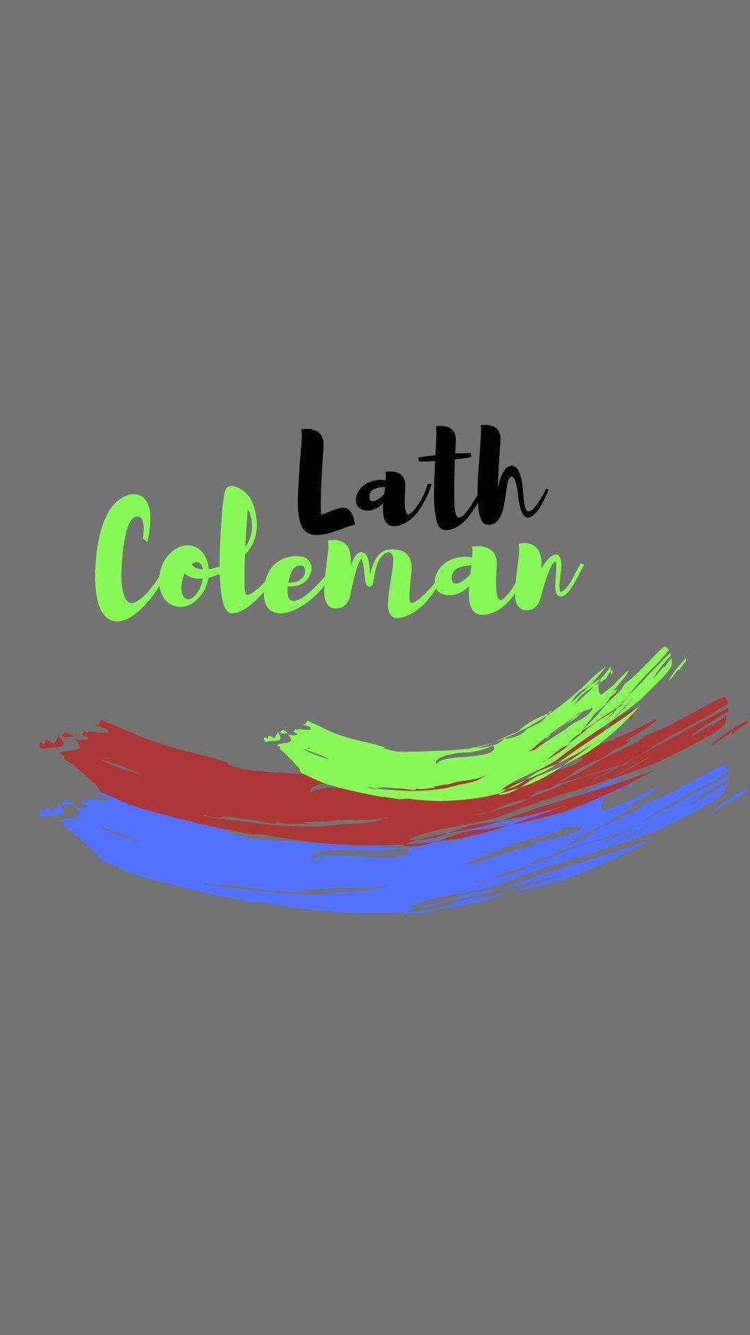 Lath Coleman (Possessive Series) 💚 Cecelib | Wattpad