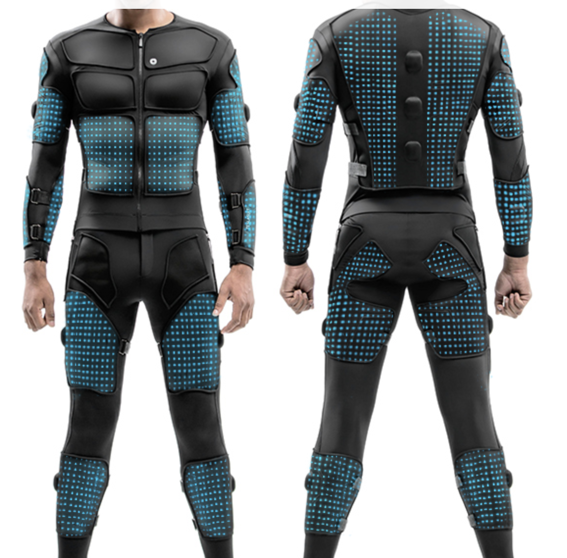 The world's first fully integrated smart clothing apparel with