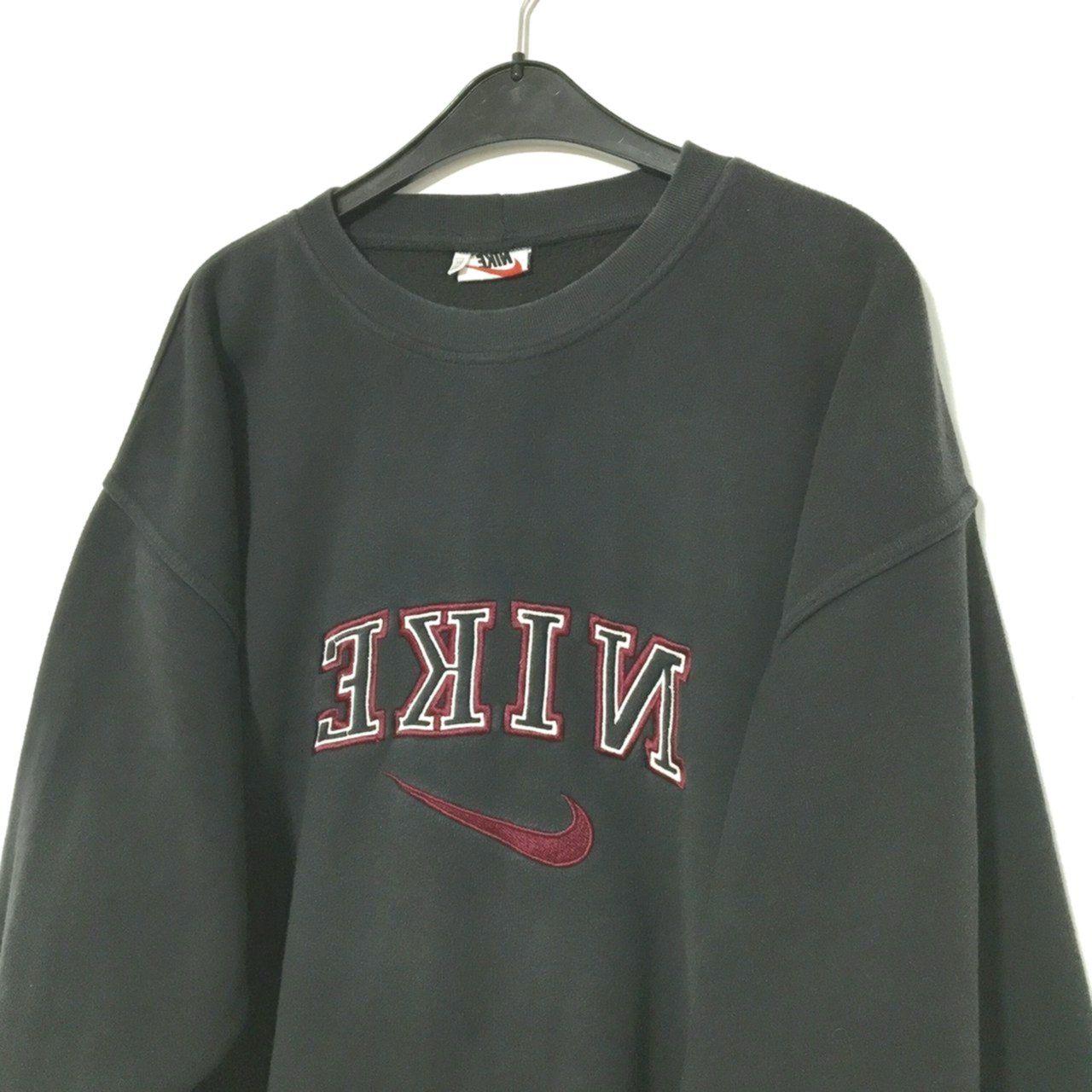 Vintage Nike Sweatshirt Size Xxl Great Condition To Pit To Depop Buyvint Vintage Nike Sweatshirt Nike Vintage Sweatshirt Vintage Sweatshirt [ 1280 x 1280 Pixel ]