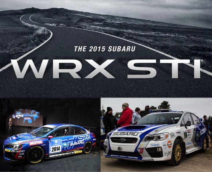 #NY #AutoShow Hosts New #Subaru #WRX #STI #Rallycross http://www.subaruenginesandgearboxes.co.uk/engines