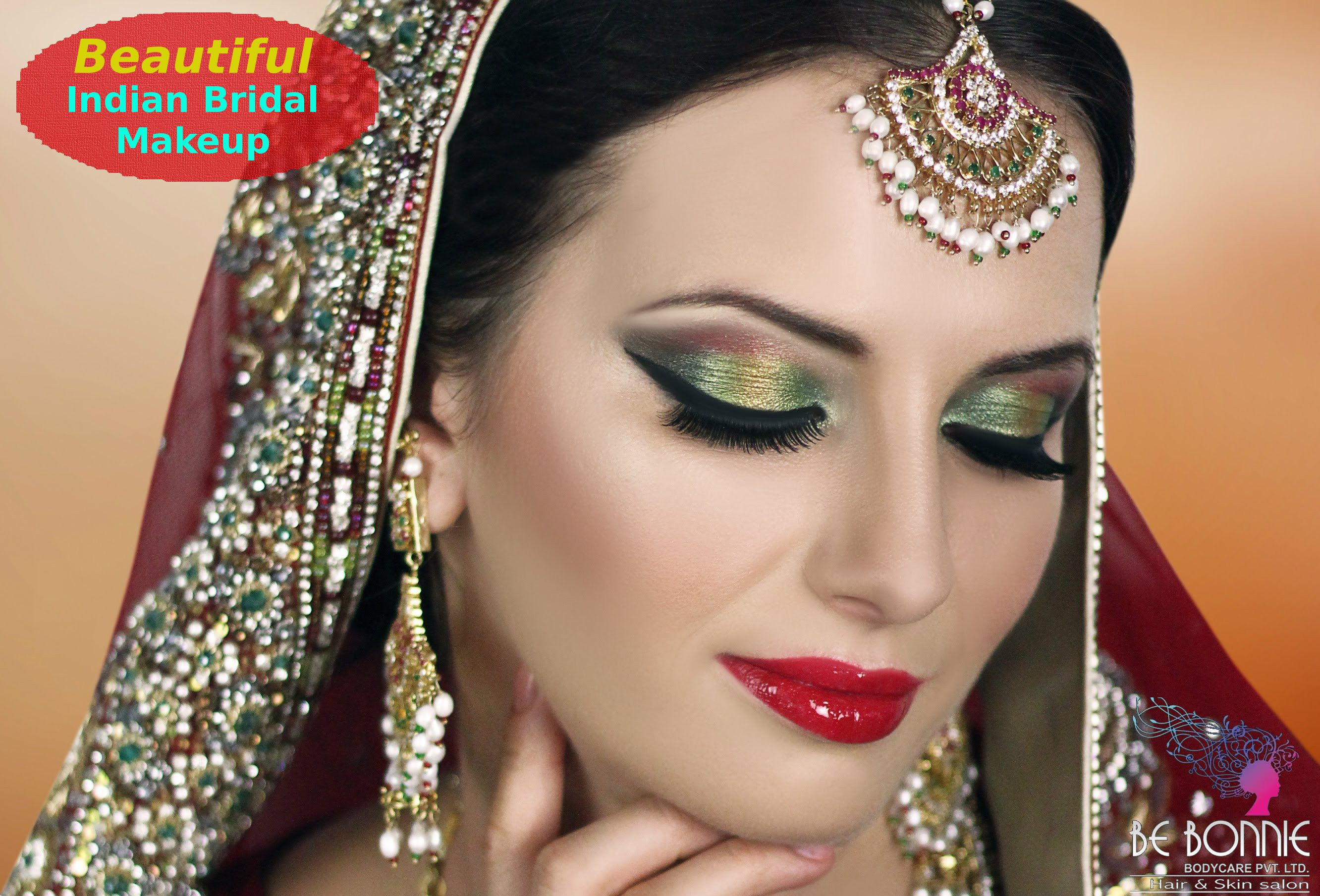 Looking For A Mesmerizing And Stunning Bridal Make Up For Your