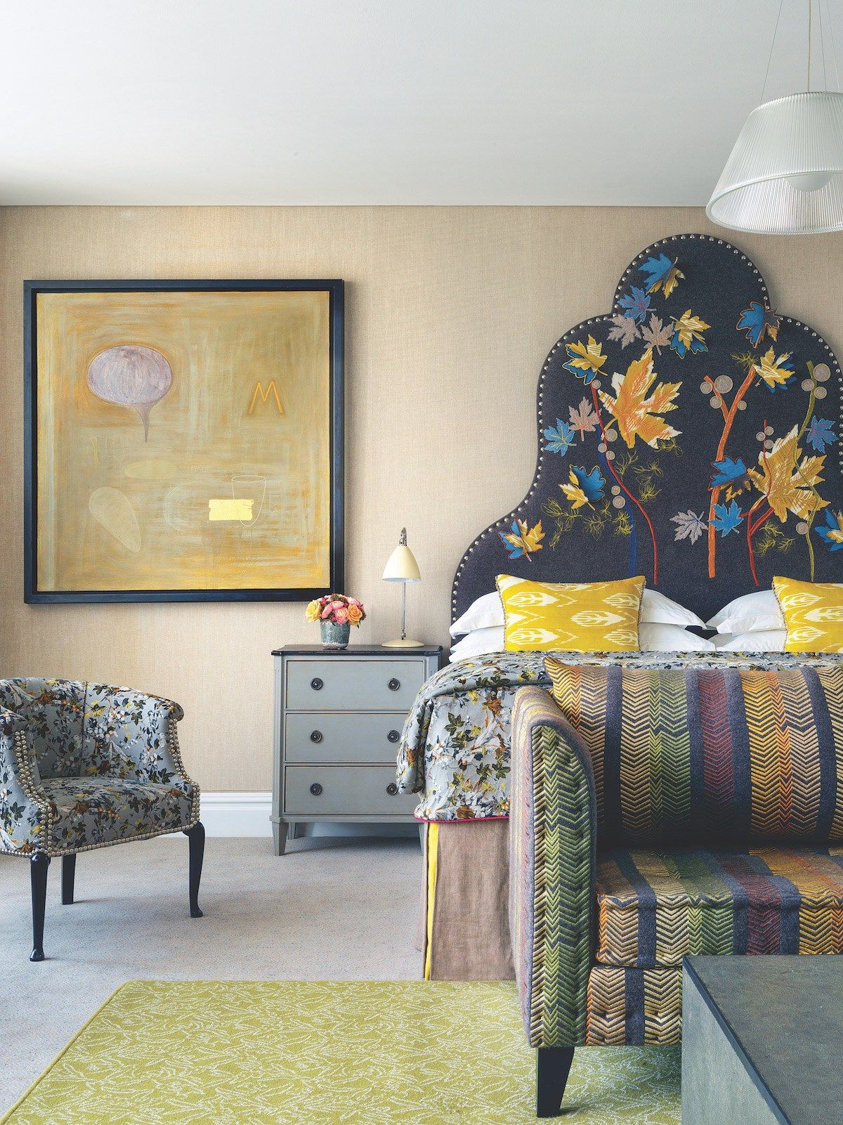 Inspired Design Bedroom Interior Headboard Cover Interior Design Bedroom