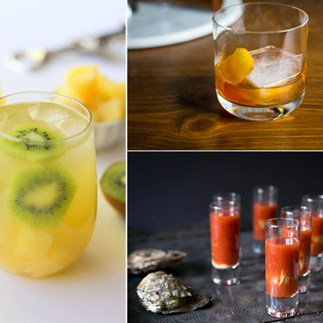 10 Cocktails That Ll Shake Up Any Dinner Party Food Food Drink