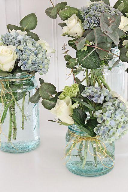 Dekorative Hochzeitsflaschen: VIBEKE DESIGN