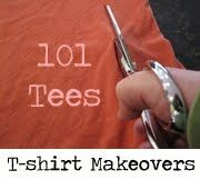 T-shirt makeovers