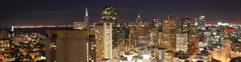 Image I took from the Hilton in SF a few years ago.