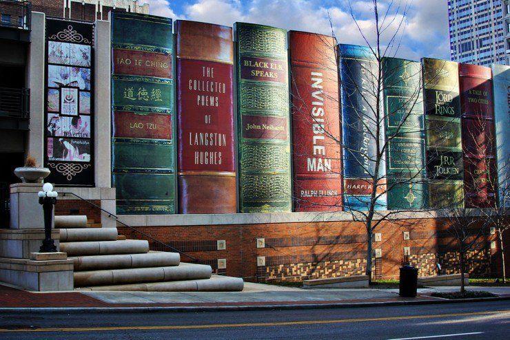 Heyjamie Writes On Twitter Kansas City Library Unusual Buildings Beautiful Library