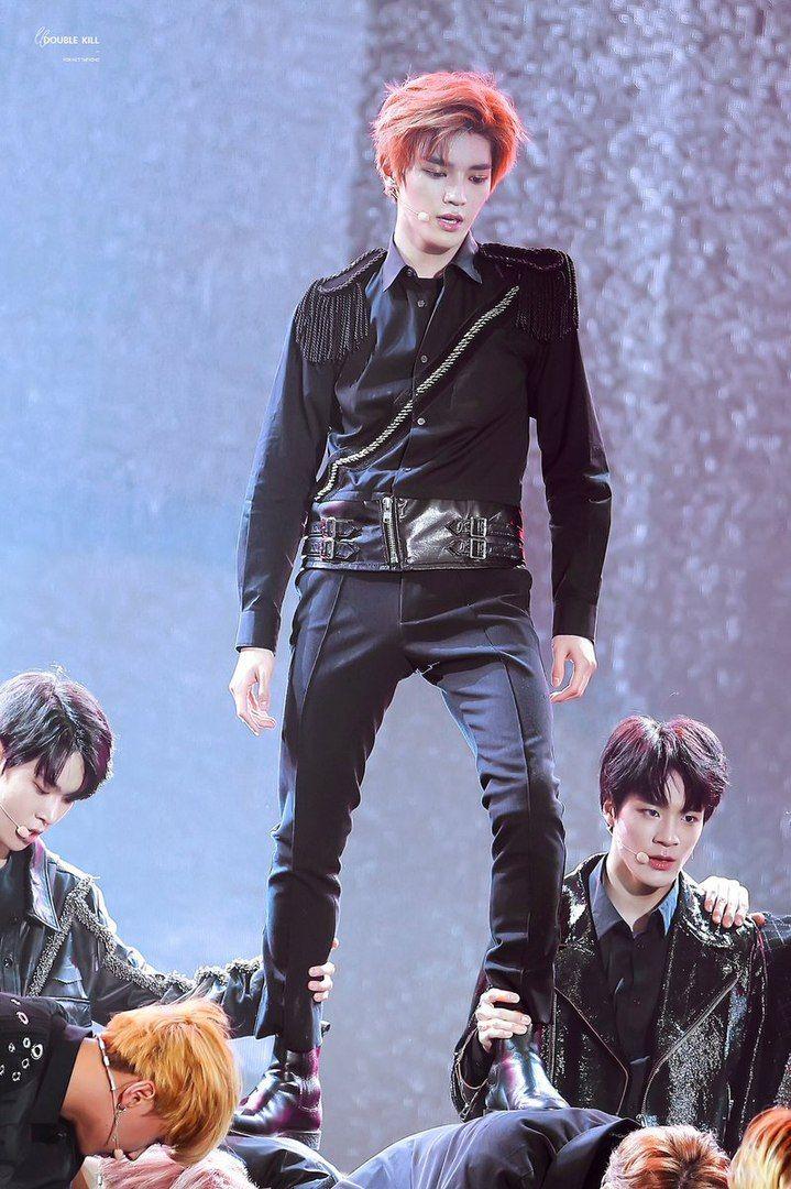 "Taeyong ""NCT 2018 EMPATHY"" Nct taeyong, Taeyong, Nct 127"