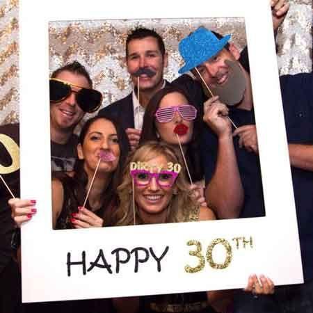 Über 100 Geburtstagsfeier-Ideen - von einem professionellen Partyplaner #eventideascreative
