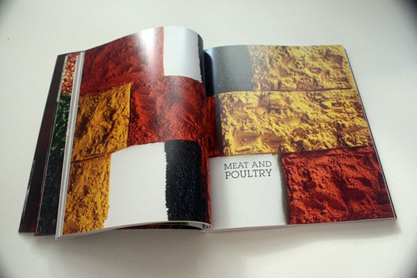 Fire & Spice on Editorial Design Served