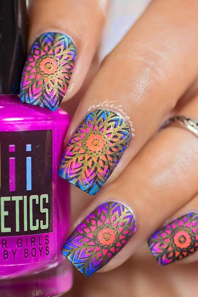 57 Special Summer Nail Designs For Exceptional Look Summer Makeup
