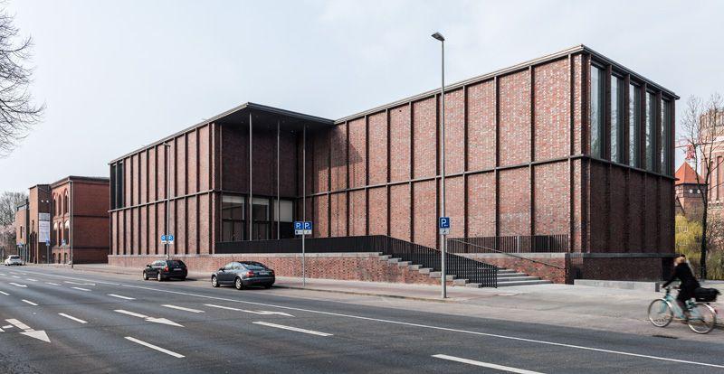 Architekt Lüneburg neues museum lüneburg springer architekten architektur
