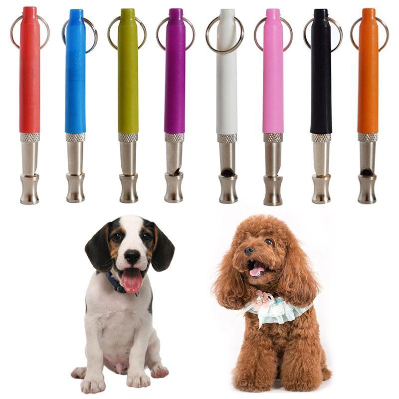 Ultrasonic Pet Training Whistle Aggressive Dog Dog Whistle Pets