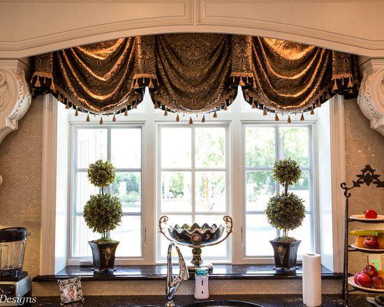 bay window treatment ideas | interior design room interior ...