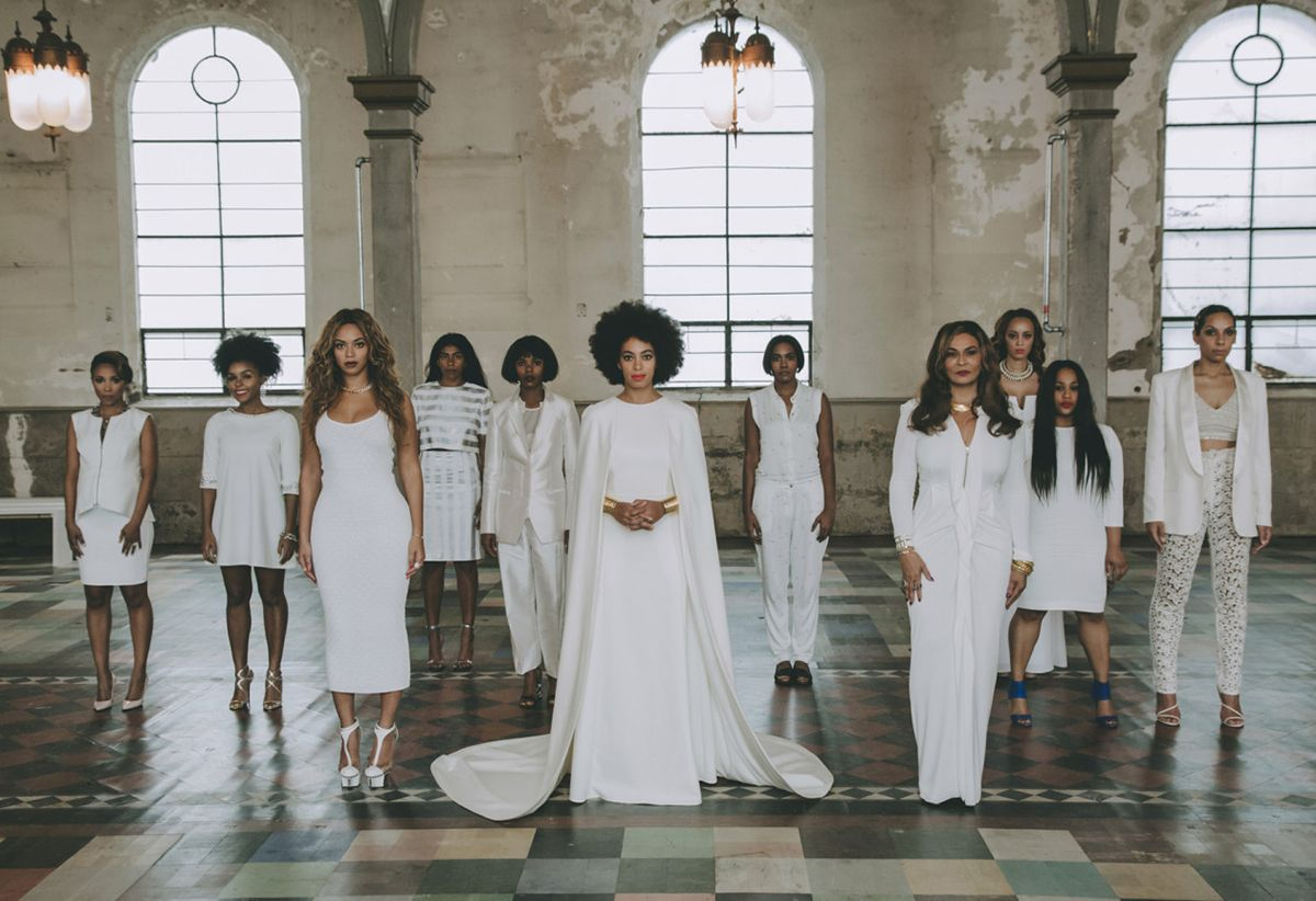 Stunning Solange Knowles Wedding Gown Beyonce S Maid Of Honor Dress Solange Knowles Wedding Solange Wedding Maid Of Honour Dresses