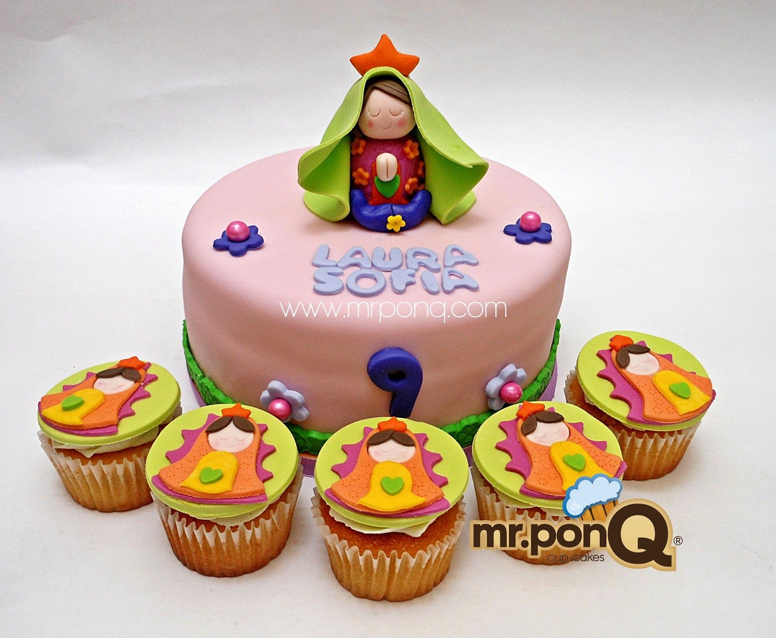 mrponq cupcakes Medellin galletas decoradas tortas temáticas y