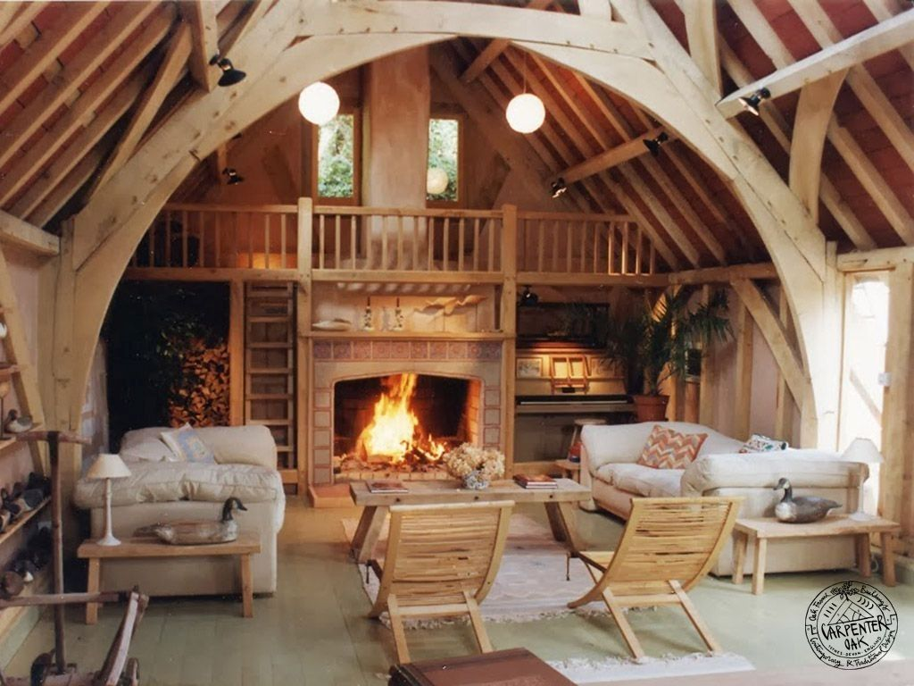 Lovely ideas timber frame house grand designs 14 how to for Cruck frame house plans