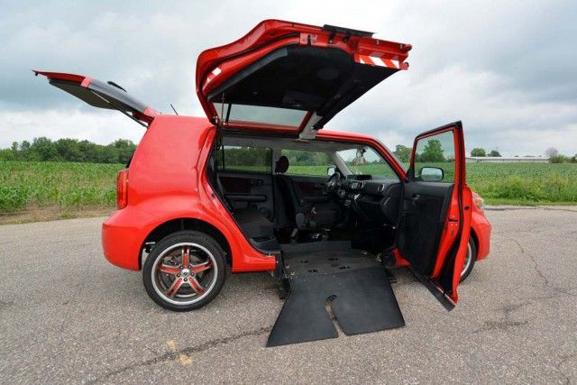 Wheelchair Accessible 2009 Scion Xb For Sale Wheelchair Van Scion Xb Wheelchair