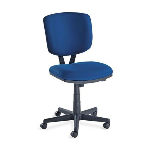 Chair Task Mid Bck Ny By Hon 180 59 Padded Back And Seat For Comfort Synchro Tilt Allows Back To Recline At A 2 To1 Ratio To Task Chair Office Chair Chair