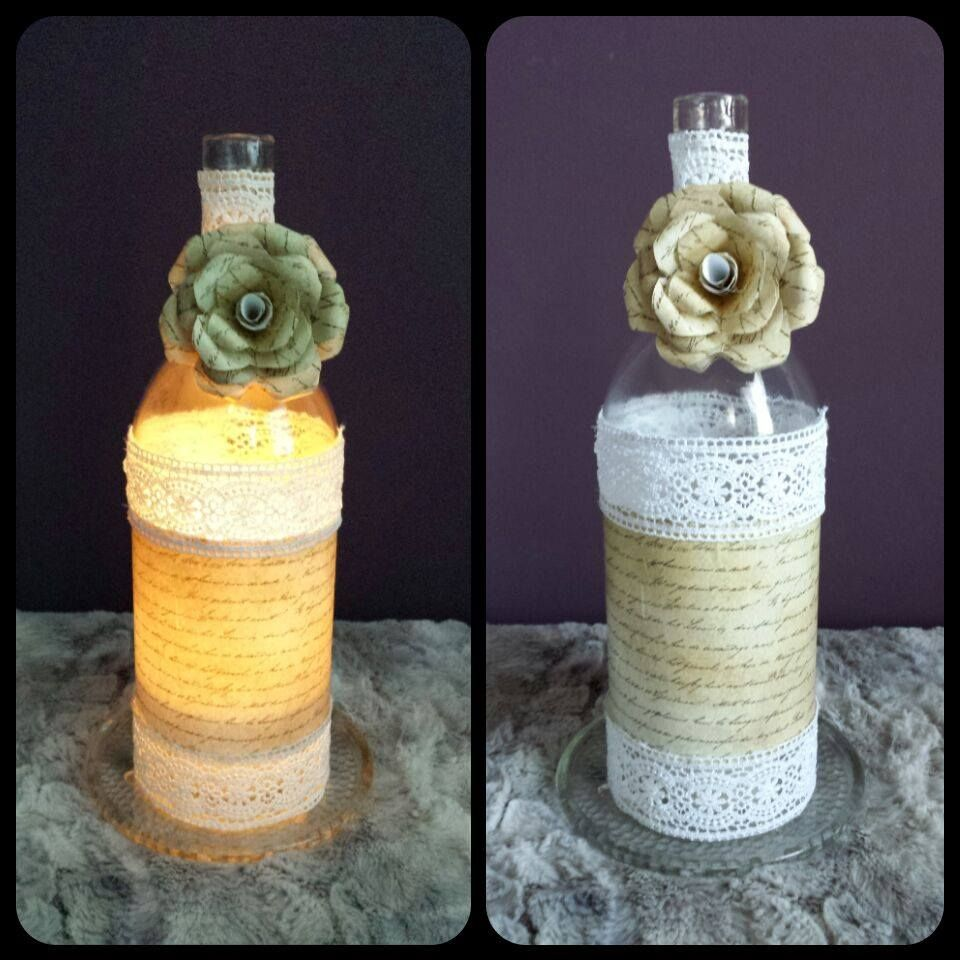 Wine bottle candle lamp wine bottle lamp candle glass candles diy wine bottle candle lamp wine bottle lamp candle glass candles diy crafts home made craft solutioingenieria Image collections