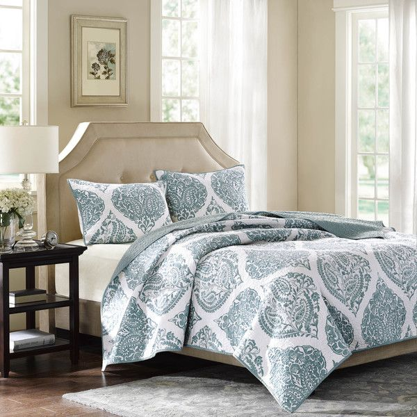 Harbor house ogee paisley coverlet overstock shopping great deals on harbor house quilts