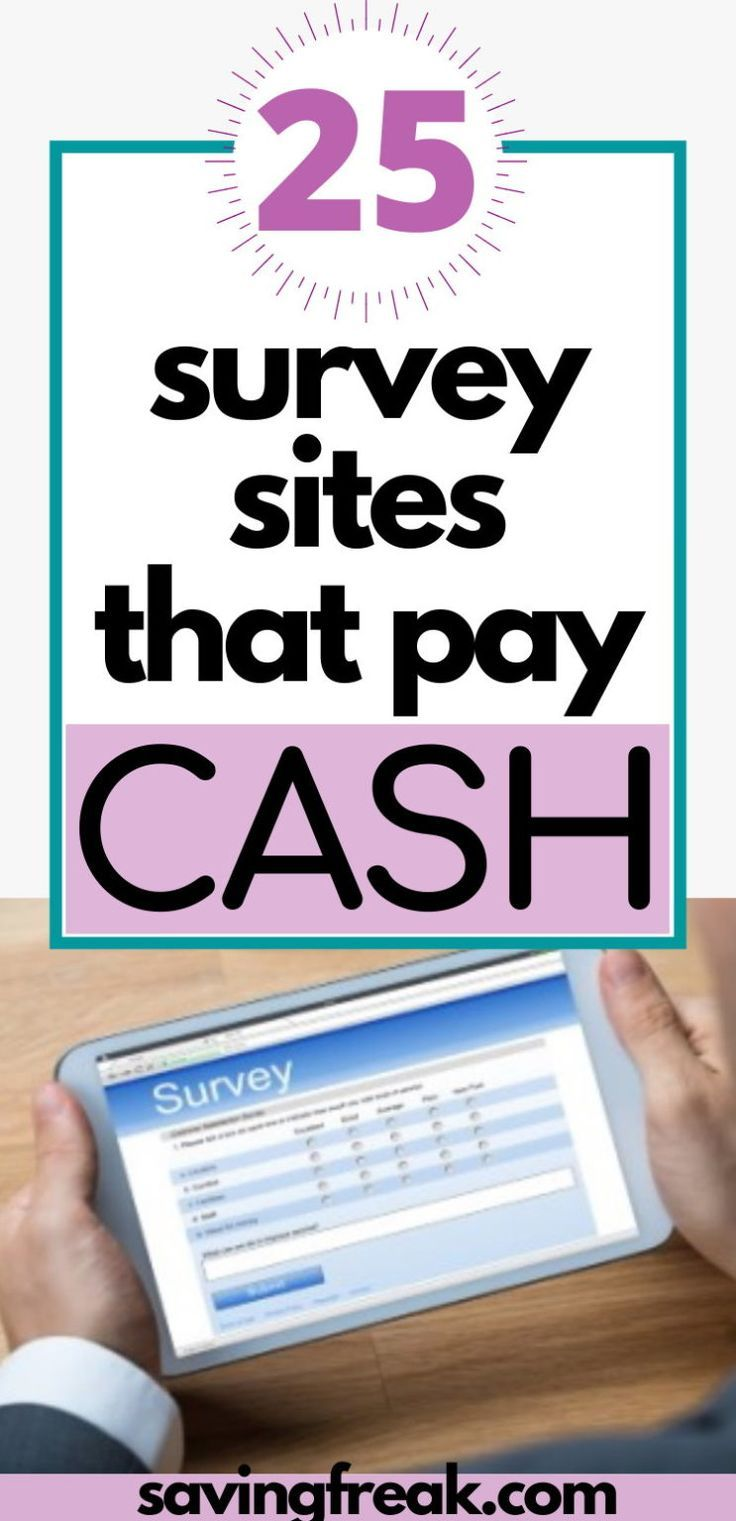25 highest paying online surveys that pay cash in 2020