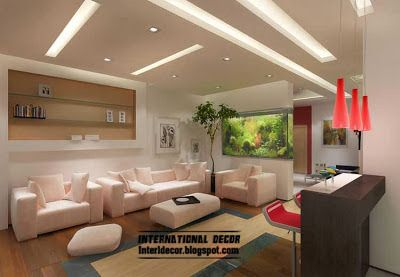 Suspended Ceiling Pop Designs For Living Room 2014 Suspended Fascinating Design Lights For Living Room Design Inspiration