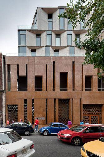 Centro Cultural De España - Arquitectura 911sc, Jsª Arquitectos