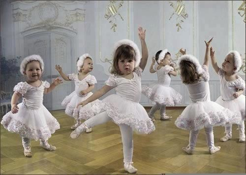 Image result for baby ballet class