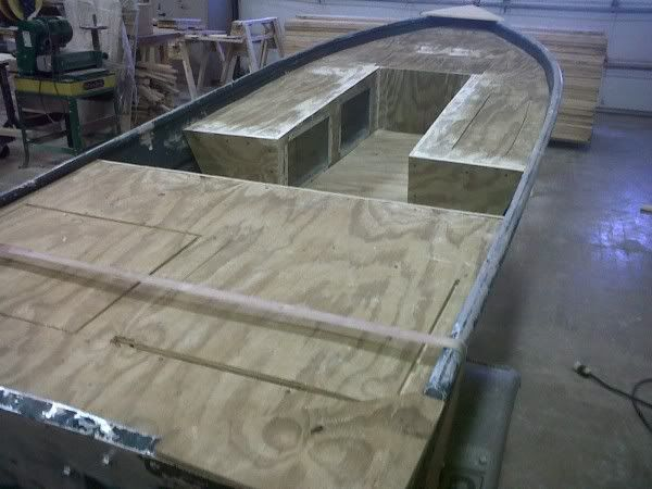 Lund Boat Bench Seat Replacement