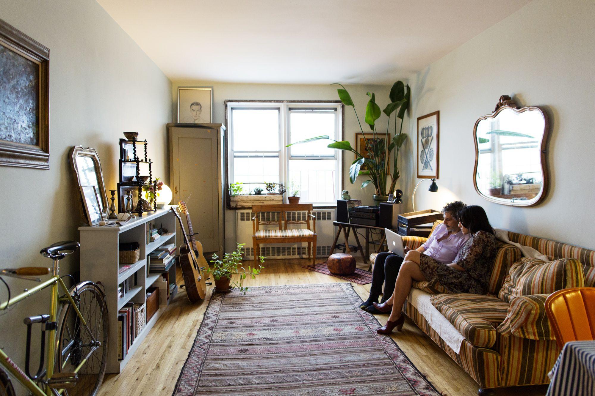 Adriana Deleo U2013 Designer And Simone Pace U2013 Musician At Home In New York  City «