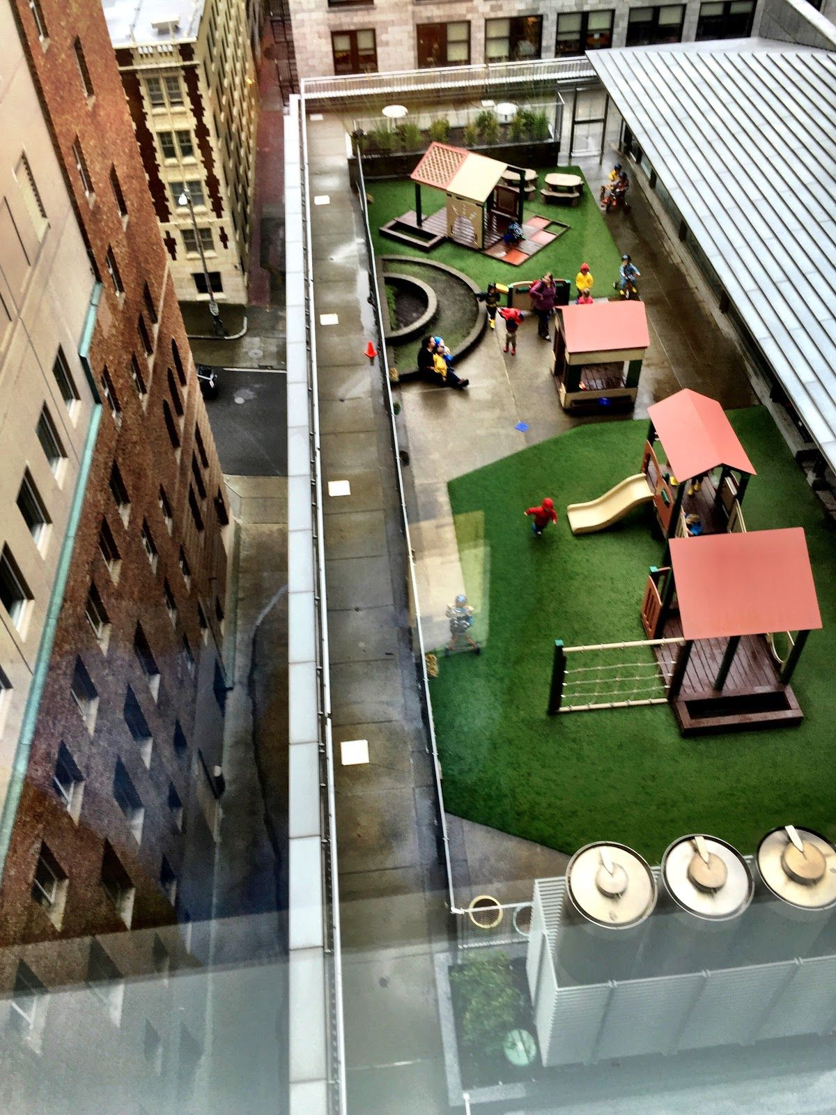 Rooftop Playgrounds Adventures Of A Seattle Dad Rooftop Design Apartment Rooftop Best