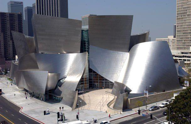 Walt Disney Concert Hall 2003 Los Angeles California Gehry Walt Disney Concert Hall Concert Hall Frank Gehry