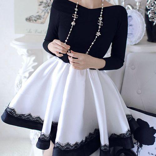 Puff Dress