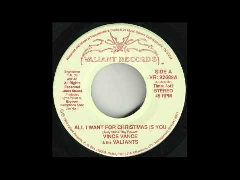 Vince Vance The Valiants All I Want For Christmas Is You Youtube It Was All Too Funny I Heard This Song Pla Holiday Songs Xmas Music Wedding Love Songs