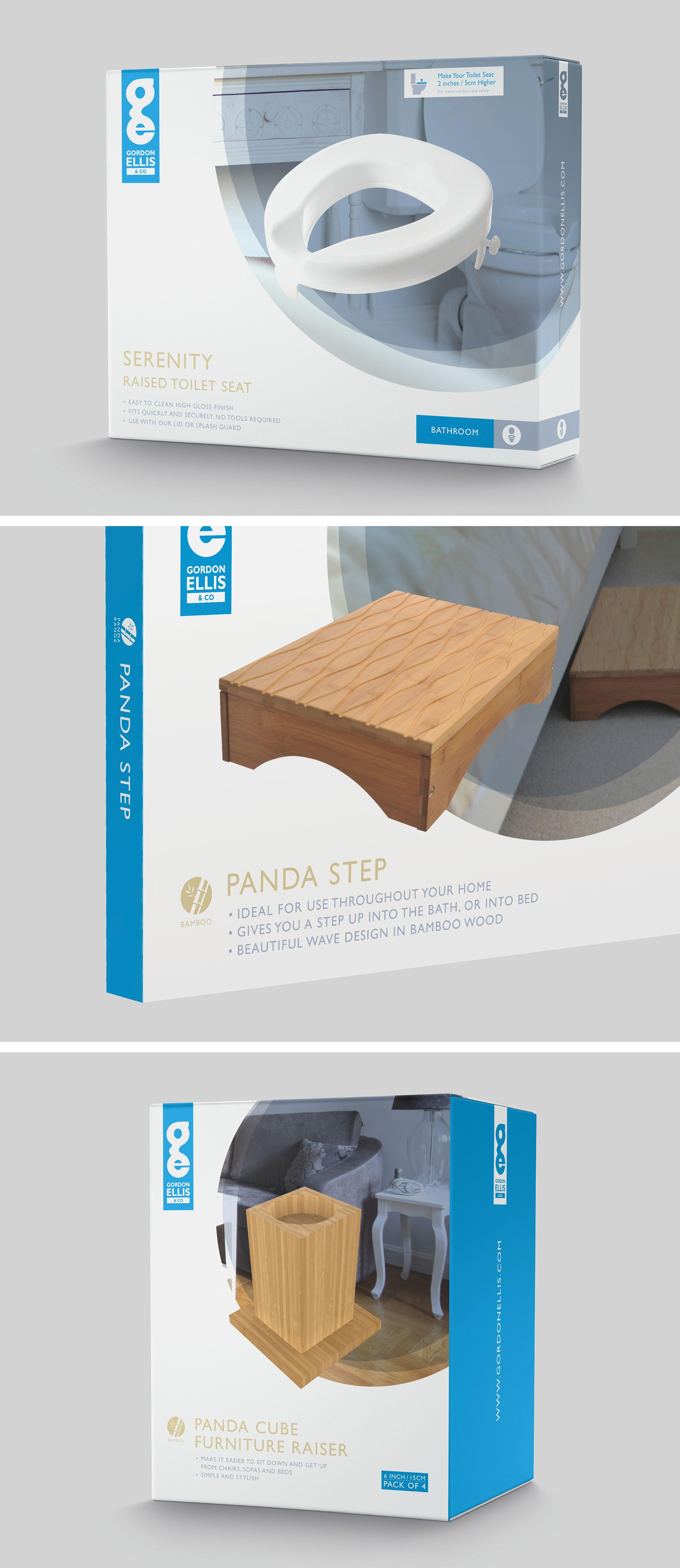 Gordon Ellis - Packaging design including product photoshoot - Aids ...