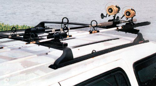 Taco Marine Rod Roof Rack Example Installation Roof Rack