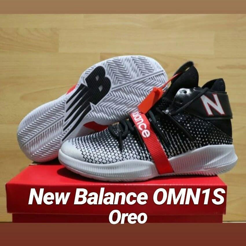 sepatu basket new balance