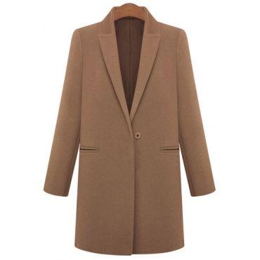 Coat camel.