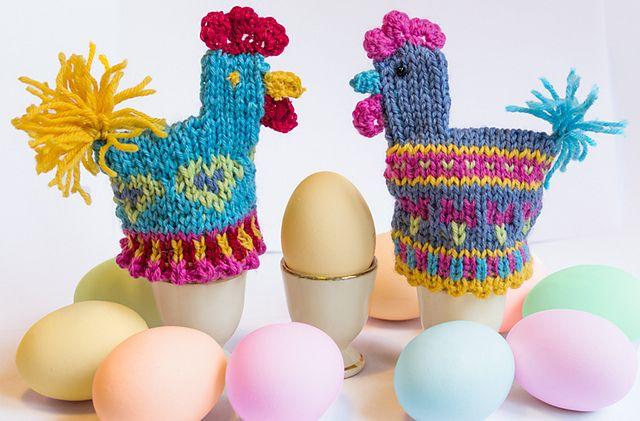 Ravelry: Eggevarmere til påske pattern by Cecilie Kaurin and Linn Bryhn Jacobsen